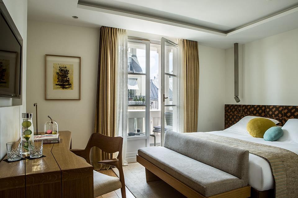 chambre hotel marignan